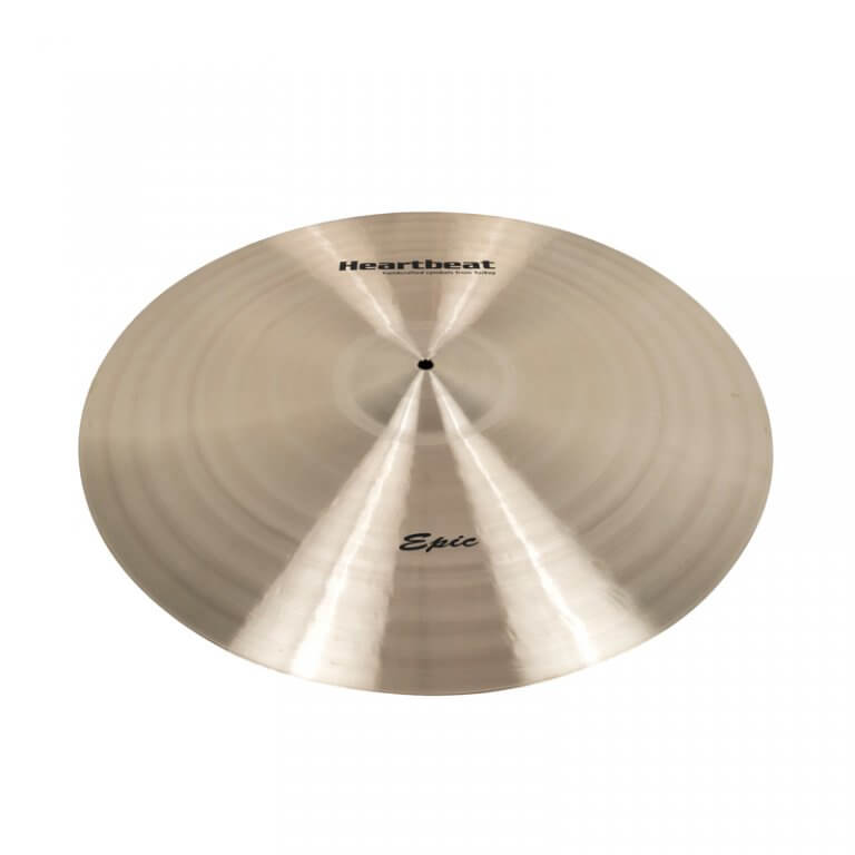 Heartbeat Epic Ride Cymbals