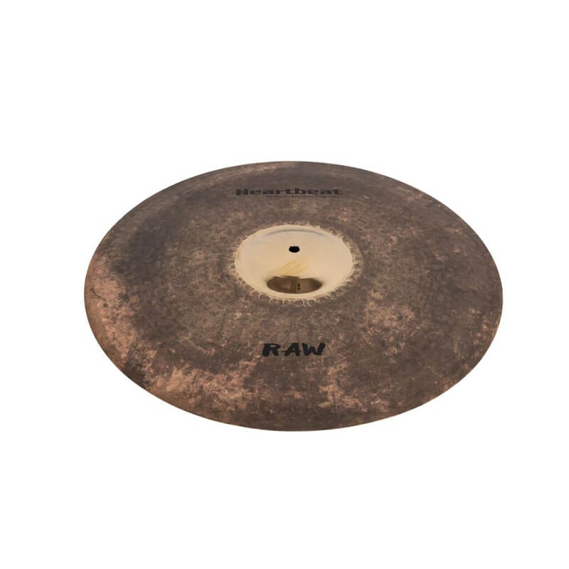 Raw Crash Cymbals
