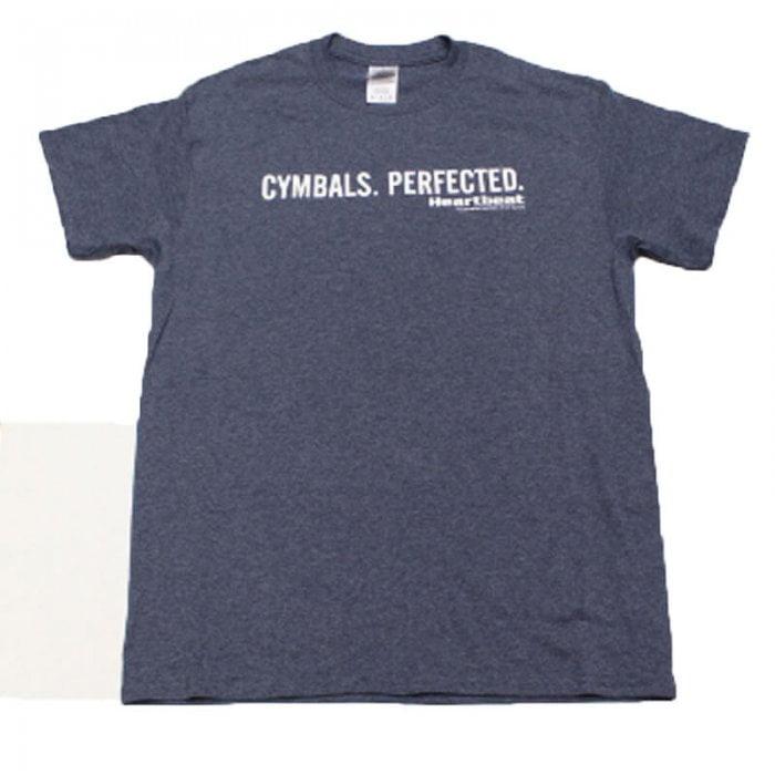 Heartbeat Cymbals Tee Shirts