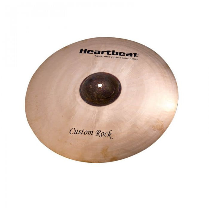 Heartbeat Custom Rock Crash Cymbals