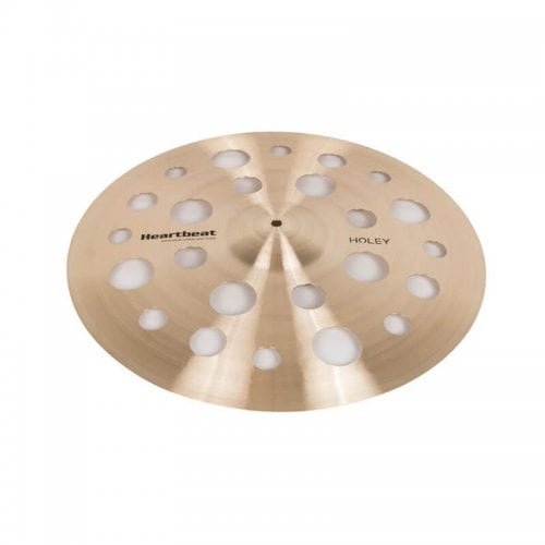 Holey Crash Cymbals