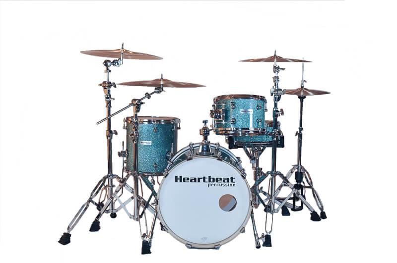 DSM Maple Drum Sets Turquoise