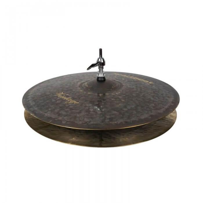Vintage-Hi-hat-Cymbals