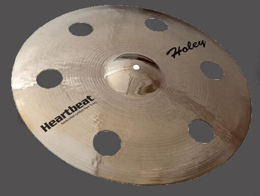 Holey Cymbals