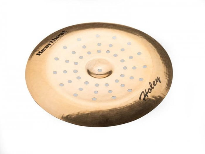 Holey China Cymbals