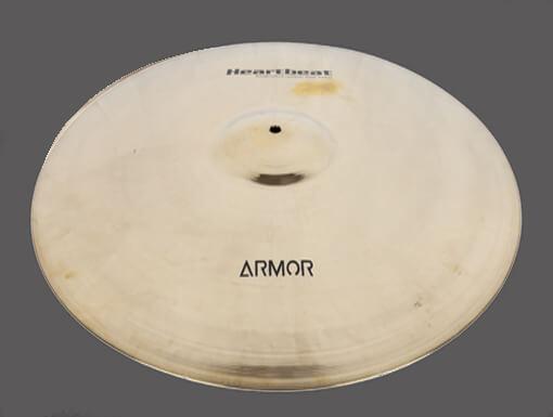 Armor Brilliant Cymbals