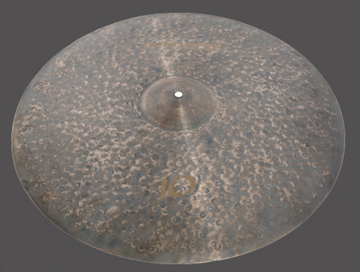 10 Cymbals