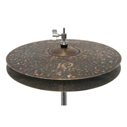10 Hi-hat Cymbals